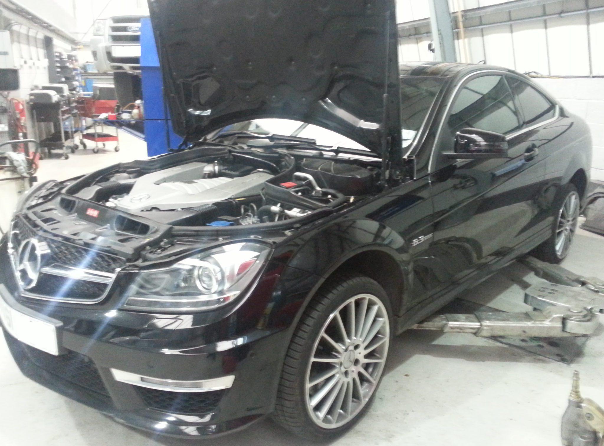 Car Seat Repairs Sheffield