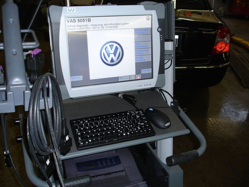 Diagnostic Myths Sheffield German Car Repairs Service
