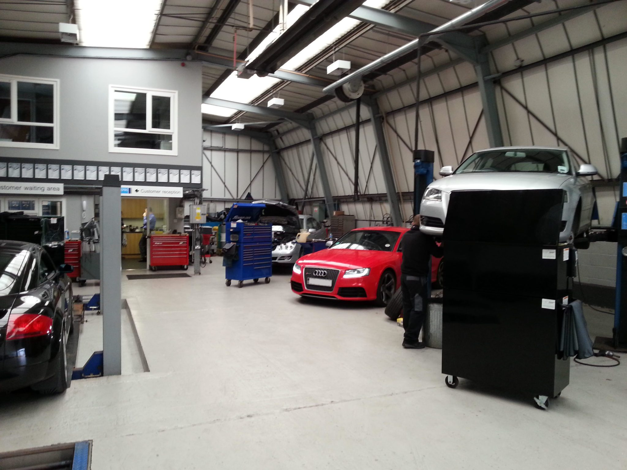 Autotecnic 9 Sheffield German Car Repairs Service