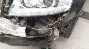 Audi camera system
