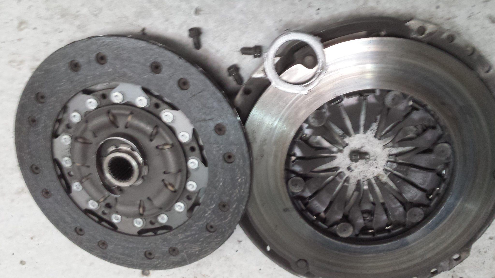 2.0 TDI Audi A3 Clutch noise? - Audi | BMW | Mercedes | Seat | Skoda